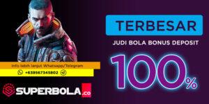 Permainan Judi Bola Bonus Deposit 100