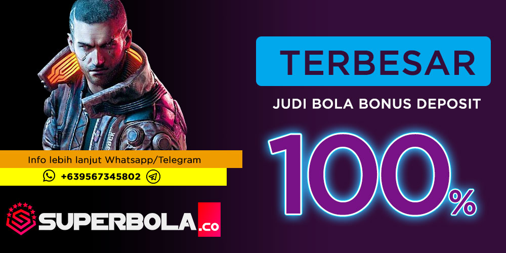 Judi Bola Bonus Deposit 100