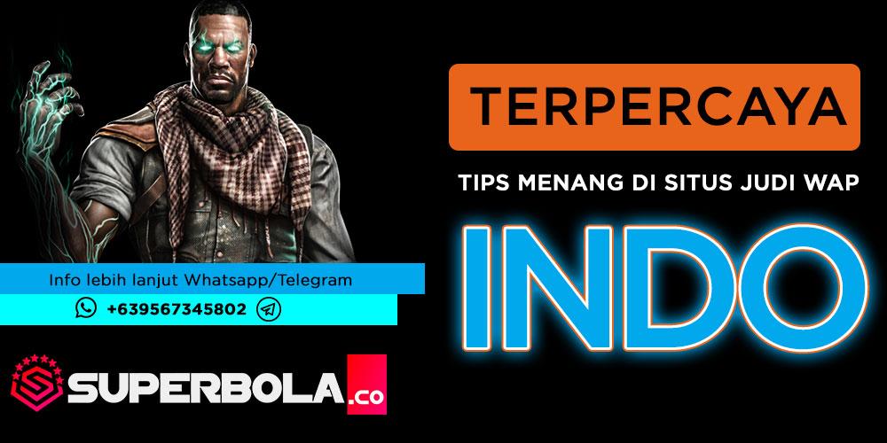 Tips Menang di Situs Judi Sepak Bola Wap Indo