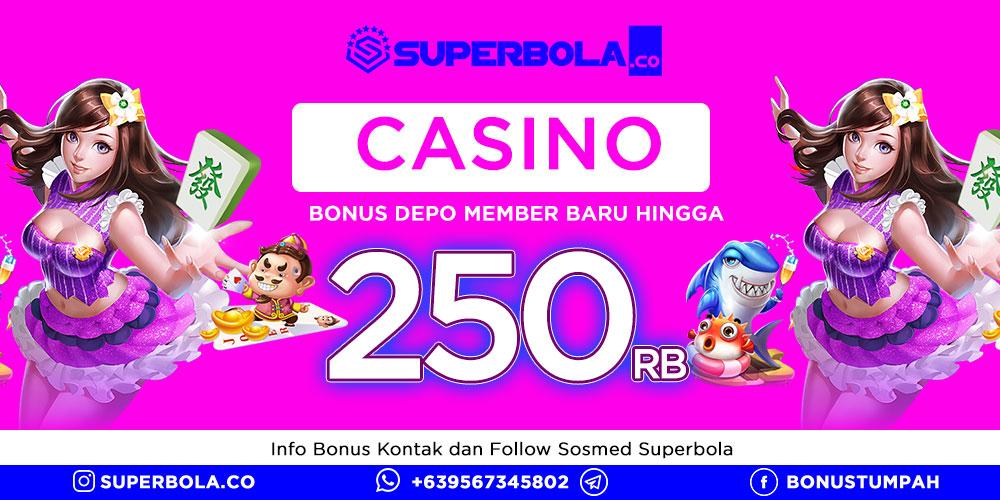 Casino Deposit Bonus
