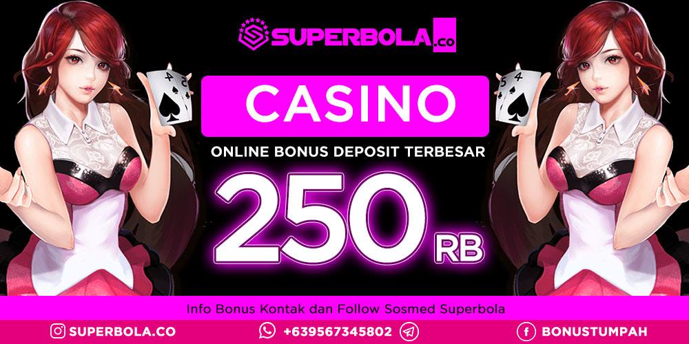 Online Casino Deposit Bonus