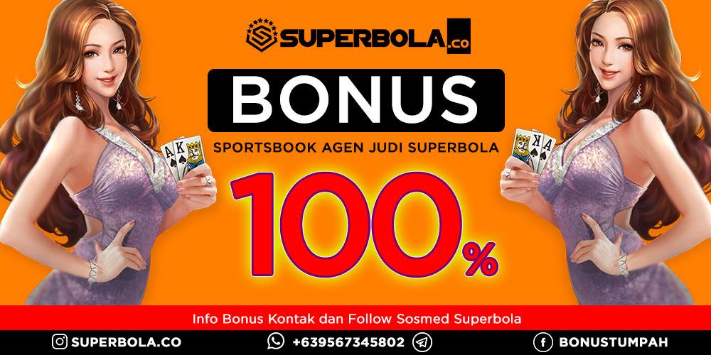100% Deposit Bonus Sports